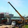 Ponte de Laguna – Chegam equipamentos vindos de Portugal