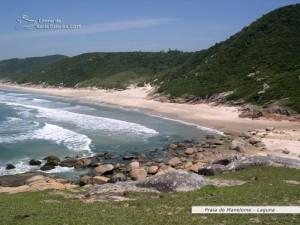 Praia do Manelome