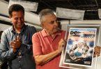 Roberto Alves recebe homenagem