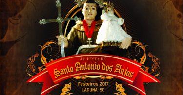 Logo Festa de Santo Antônio