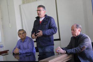 ... e o deputado Mauro Mariani