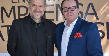 Ademir Arnon e Marcos A. Bedin