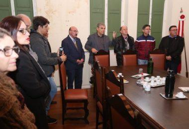 laguna vice-governador liberar 17 milhões para obras em laguna e regiao