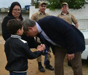 Eduardo Moreia Inaugurou delegacia e assinou odem de serviço (3)