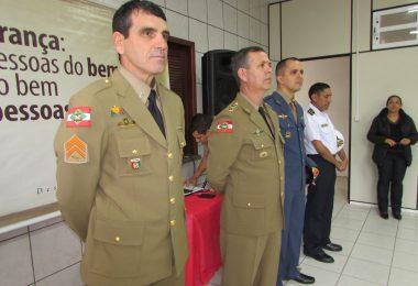 Promoção de PMs e nova diretoria do CONSEG (2)
